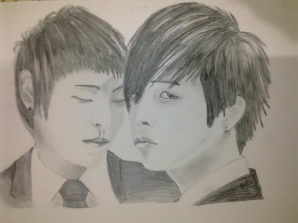 G-Dragon by meryemcelik